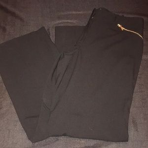 Calvin Klein Ladies Black Slacks